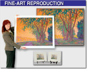 Graphic Imaging Fine-Art Reproduction