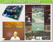 Graphic Imaging Large Format / Signage